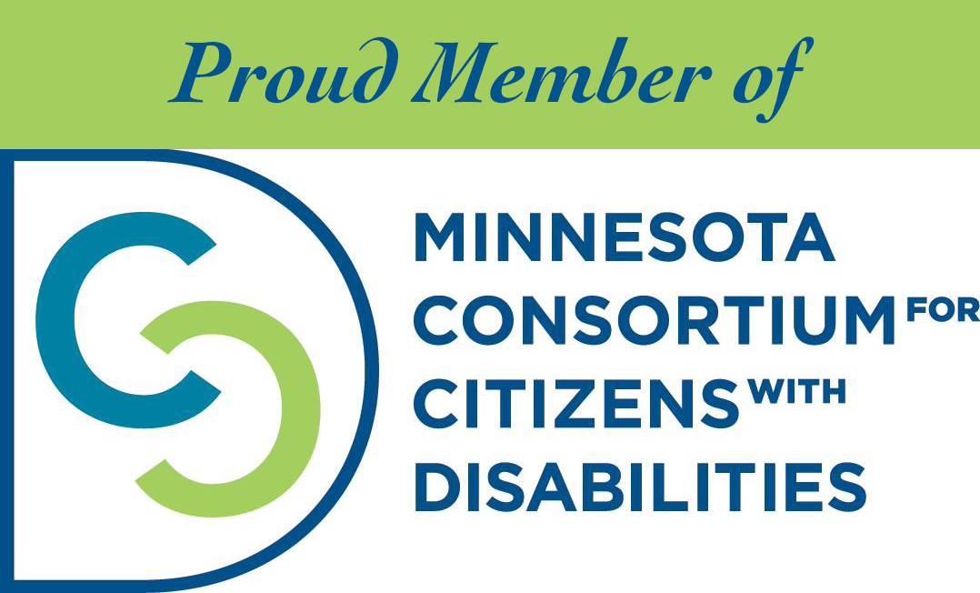 Minnesota Consortium for Citizens with Disabilities Logo.