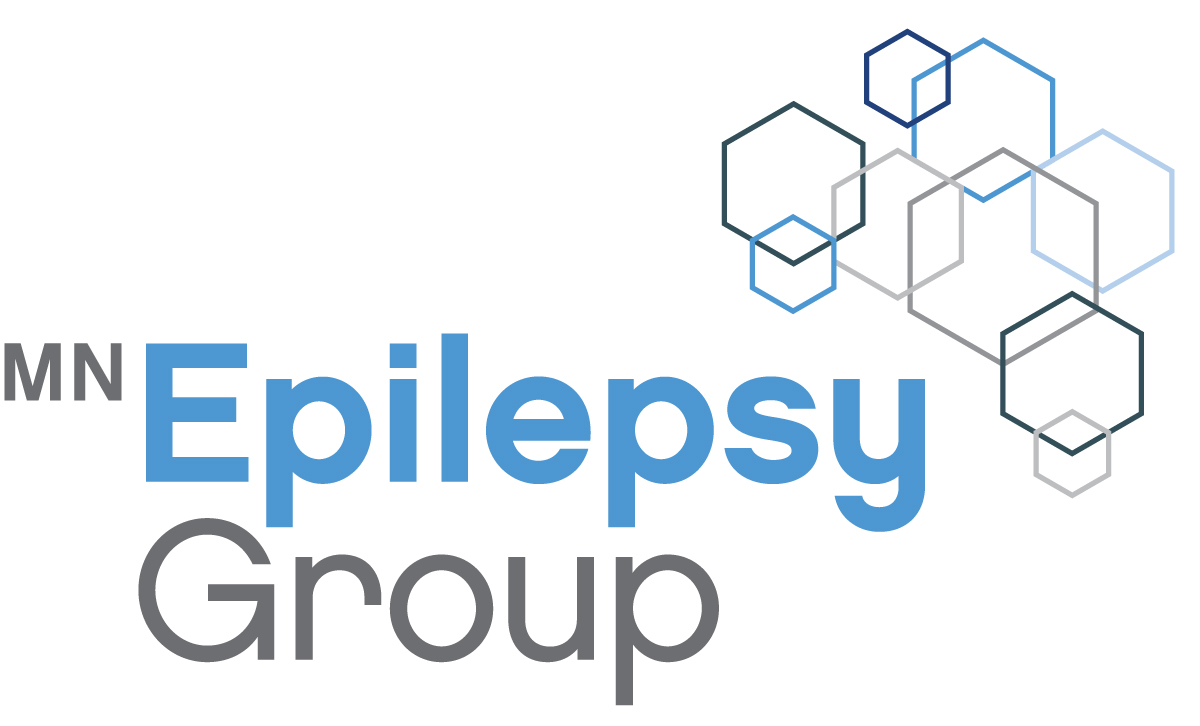 Minnesota Epilepsy Group (MEG) logo.